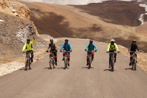 leh manali cycling 1