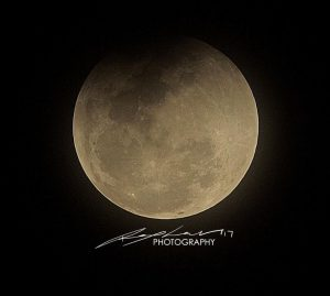 Super Blue Moon 1